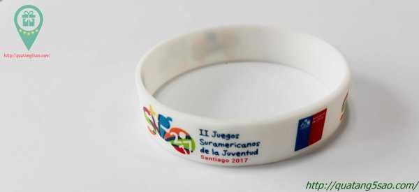 Vòng tay II Juegos Suramericanos de la Juventud